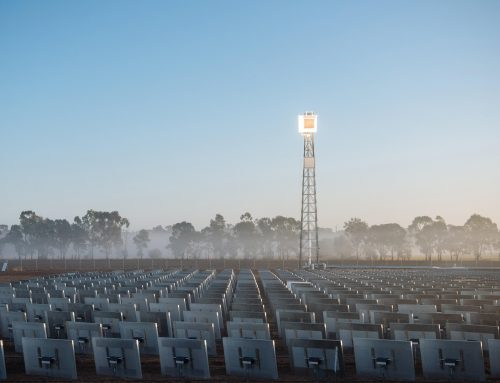 Vast Solar's First Commercial-Scale CSP Plant